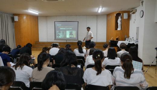 【活動報告】東京都目黒区の枝光会駒場幼稚園さんで、幼児の発達に関する講義行いました